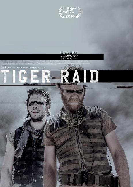 Tiger Raid Photos + Posters