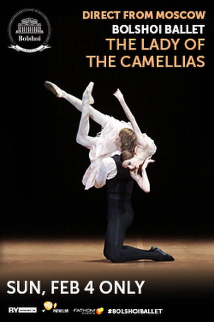 Bolshoi Ballet: The Lady of the Camellias Encore Photos + Posters