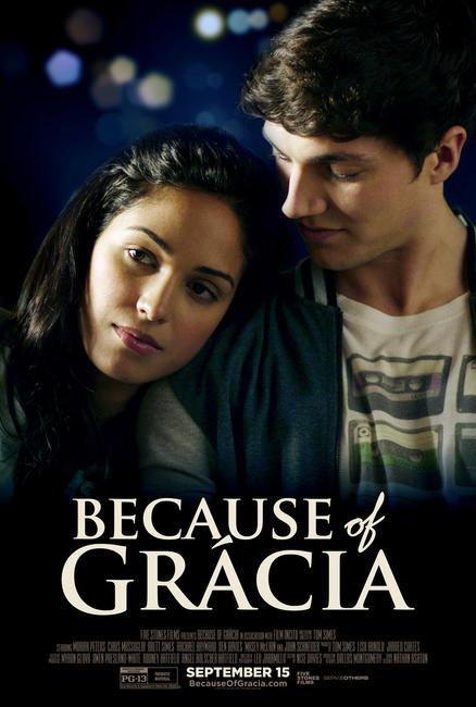 Because of Grácia Photos + Posters