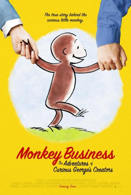 Monkey Business: The Adventures of Curious George's Creators Photos + Posters