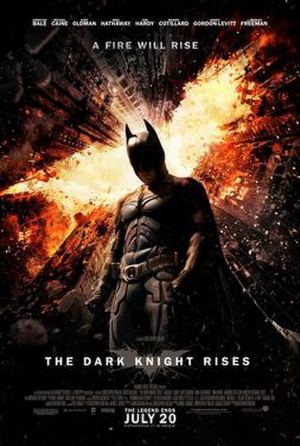The Dark Knight Rises: The IMAX Experience in 70mm Film Photos + Posters