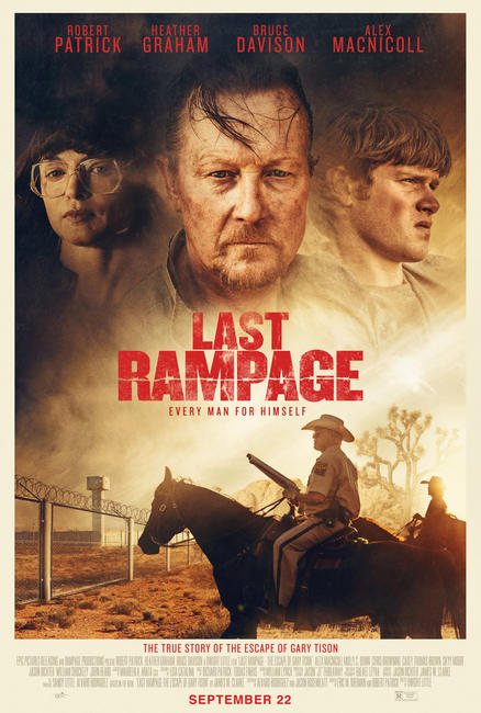 Last Rampage Photos + Posters