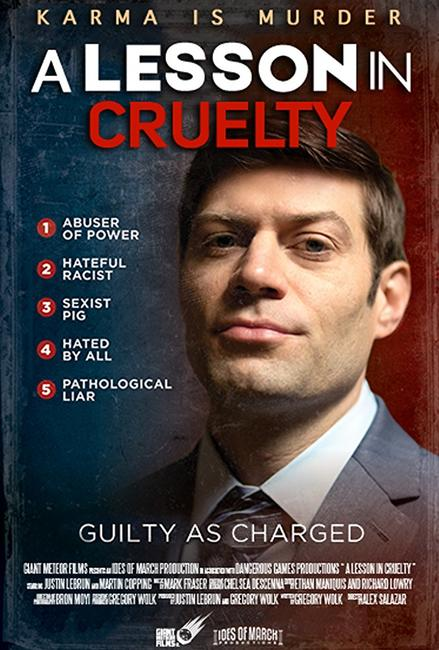 A Lesson in Cruelty Photos + Posters