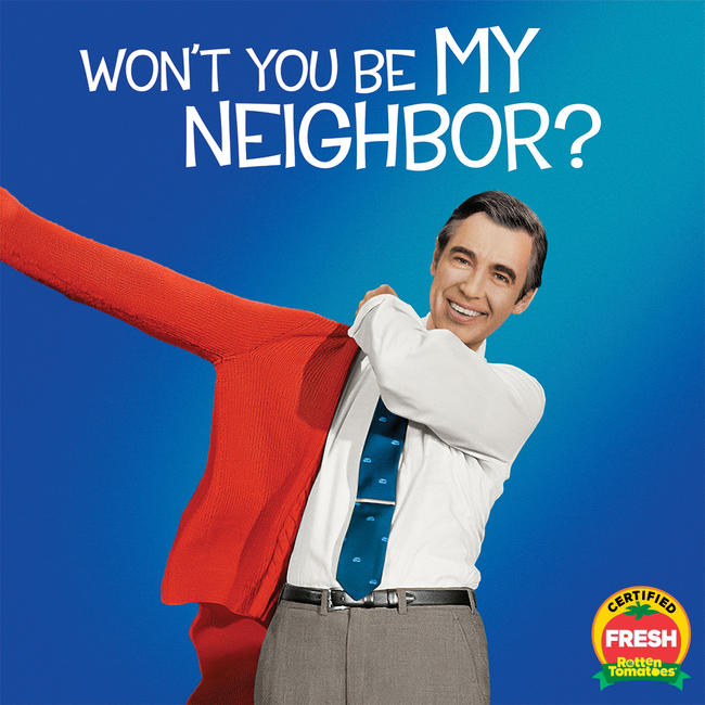 Won't You Be My Neighbor? Photos + Posters