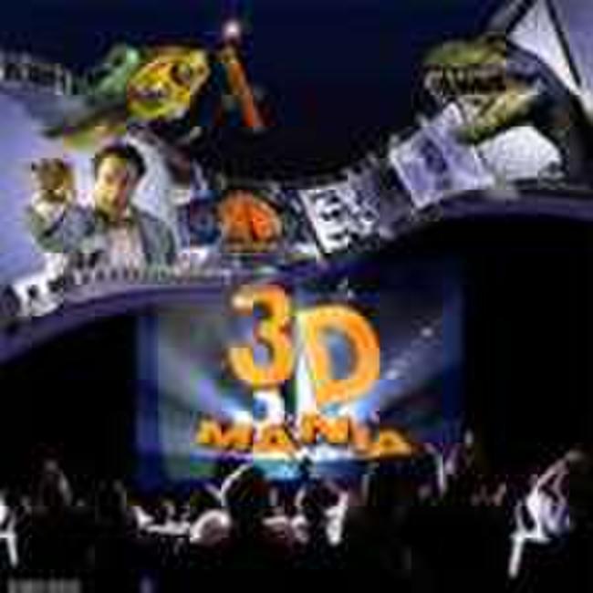 3D Mania Photos + Posters
