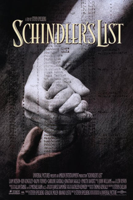 Schindler's List Photos + Posters