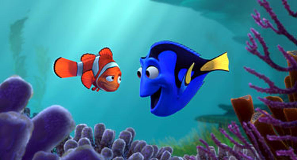 Finding Nemo - Open Captioned Photos + Posters