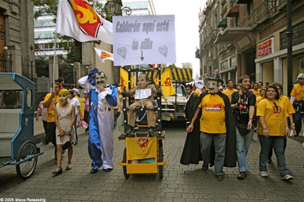 Fraude: Mexico 2006 Photos + Posters