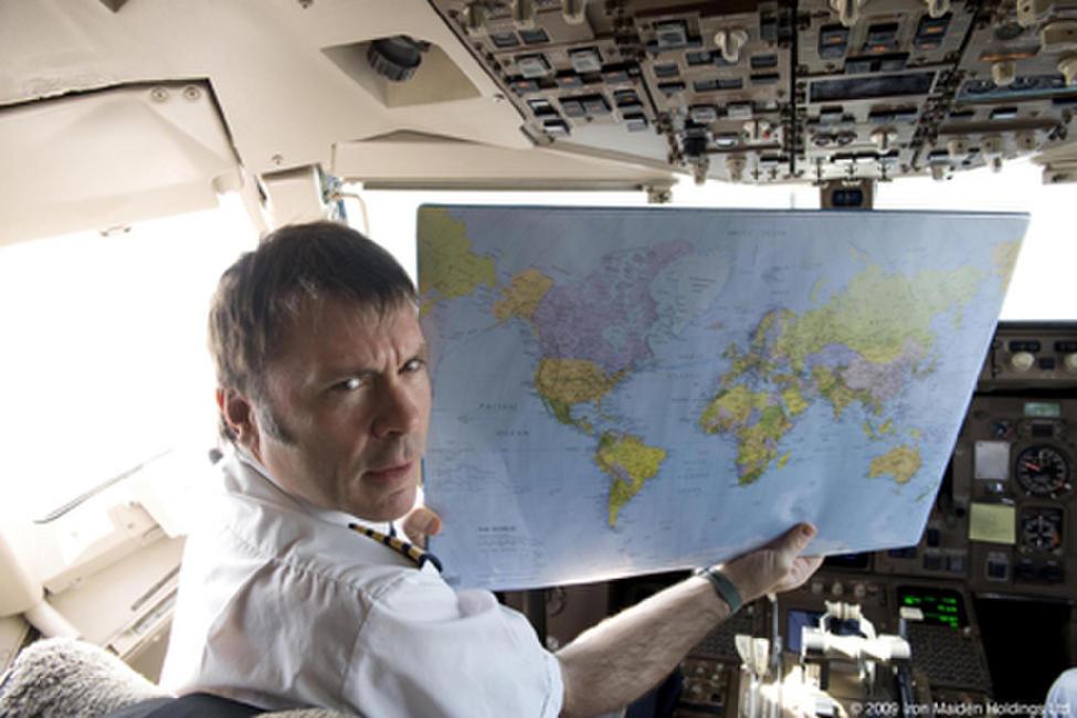 Iron Maiden: Flight 666 Photos + Posters