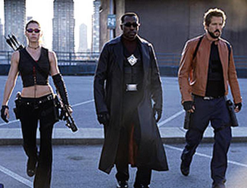 Blade: Trinity Photos + Posters