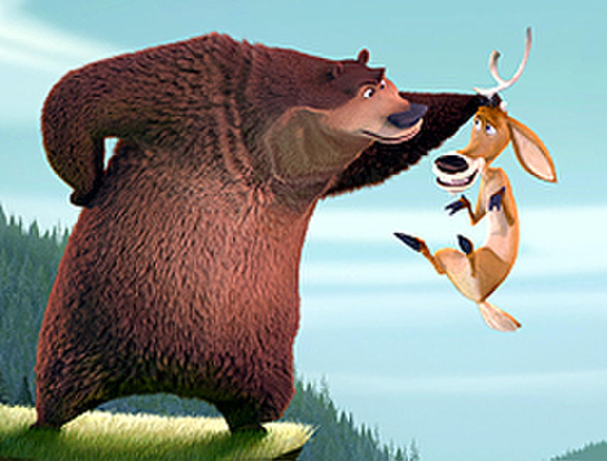 Open Season: An IMAX 3D Experience Photos + Posters