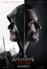 Assassin's Creed showtimes and tickets