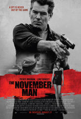 The November Man showtimes and tickets