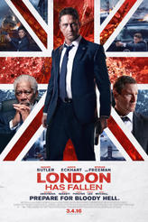 London Has Fallen showtimes and tickets