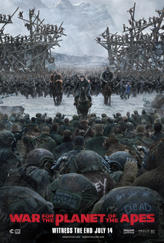 War for the Planet of the Apes (2017) showtimes and tickets