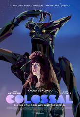 Colossal showtimes and tickets