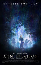 Annihilation showtimes and tickets