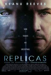Replicas showtimes and tickets
