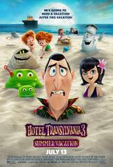 Hotel Transylvania 3: Summer Vacation showtimes and tickets