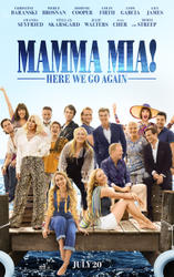 Mamma Mia! Here We Go Again showtimes and tickets