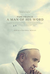 Pope Francis - A Man of His Word showtimes and tickets