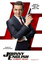 Johnny English Strikes Again showtimes and tickets