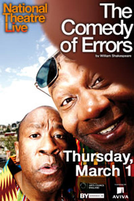 National Theatre Live: The Comedy of Errors Encore Photos + Posters