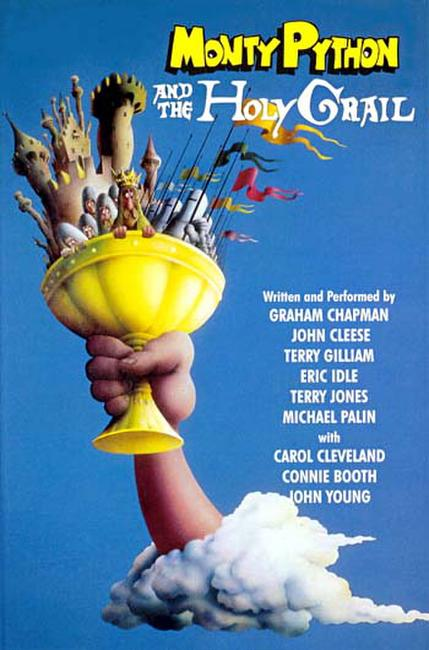 Monty Python and the Holy Grail/The Fisher King Photos + Posters