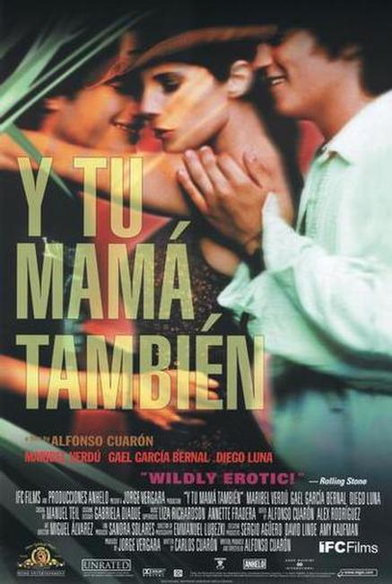 Y Tu Mama Tambien / Children of Men Photos + Posters