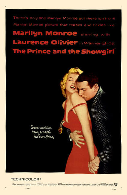 The Prince and the Showgirl / Some Like It Hot Photos + Posters