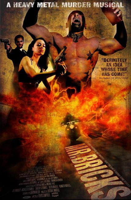 Mr. Bricks: A Heavy Metal Murder Musical Photos + Posters