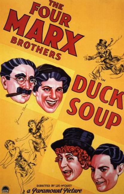 Duck Soup / Animal Crackers Photos + Posters