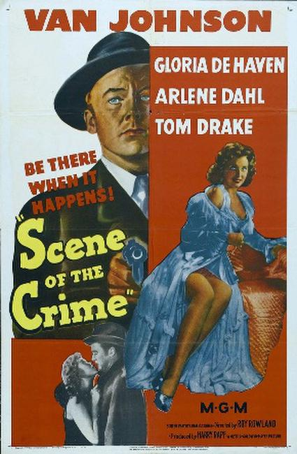 Scene of the Crime / Reign of Terror Photos + Posters