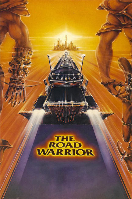 Alamo Drafthouse & Fandango Present – The Summer of 1982: The Road Warrior Photos + Posters