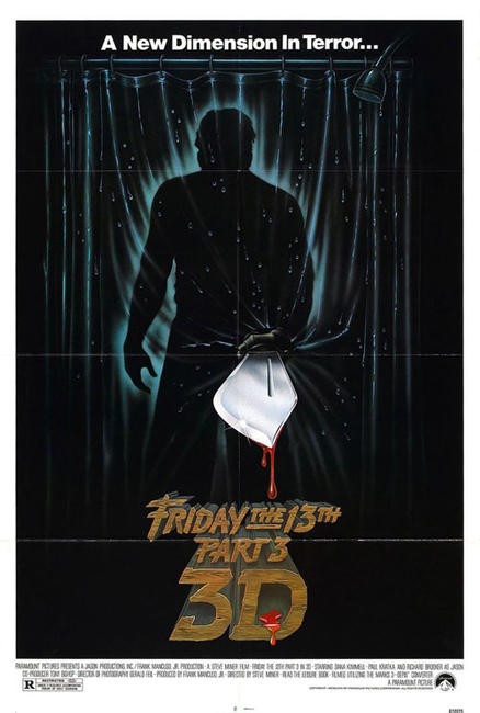 Alamo Drafthouse & Fandango Present – The Summer of 1982: Friday the 13th Part III in 3D Photos + Posters