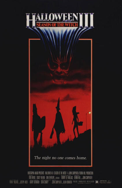 Alamo Drafthouse & Fandango Present – The Summer of 1982: Terror Tuesday - Halloween III Photos + Posters