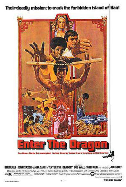 Enter The Dragon / The Appaloosa Photos + Posters