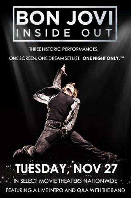 Bon Jovi: Inside Out Photos + Posters