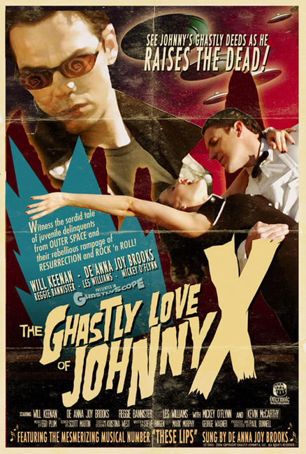 The Ghastly Love of Johnny X Photos + Posters