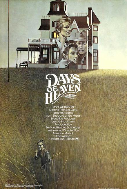 Days of Heaven / Breathless Photos + Posters