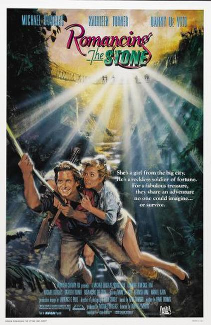 Romancing the Stone / Used Cars Photos + Posters