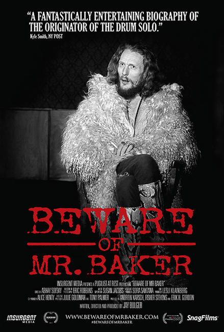 Beware of Mr. Baker Photos + Posters