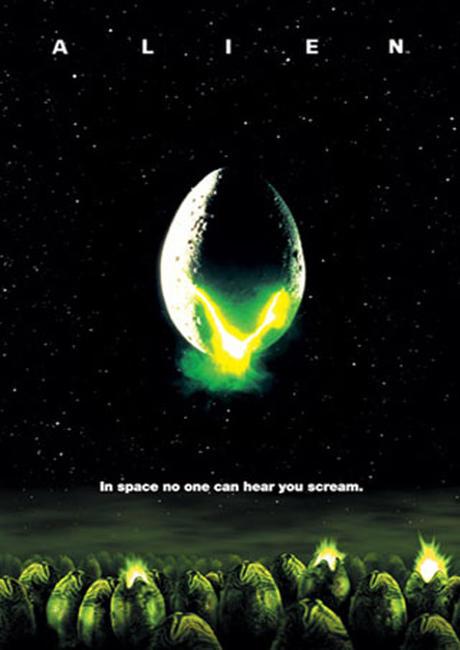 Alien Five Film Marathon Photos + Posters