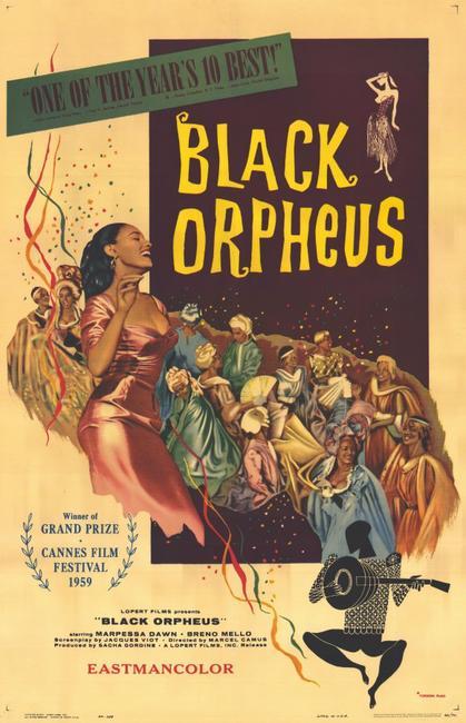 Black Orpheus / Sansho The Bailiff Photos + Posters