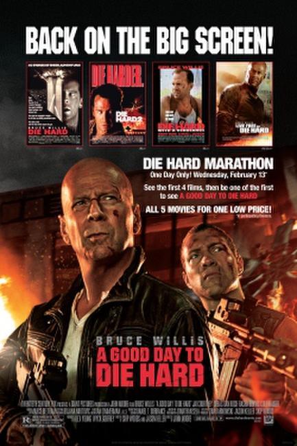 Die Hard Marathon Photos + Posters