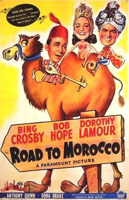 Road To Morocco / Road To Utopia Photos + Posters