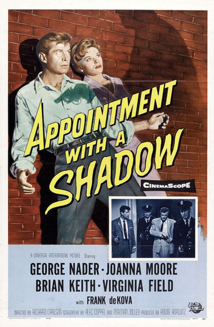 Appointment with a Shadow / Guilty Bystander Photos + Posters