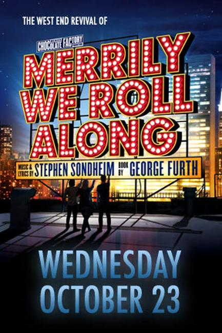 Merrily We Roll Along Photos + Posters