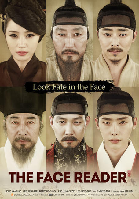 The Face Reader Photos + Posters