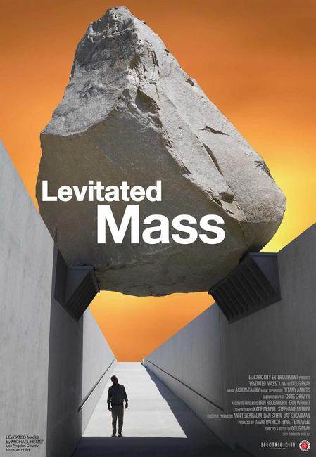 Levitated Mass: The Story of Michael Heizer's Monolithic Sculpture Photos + Posters